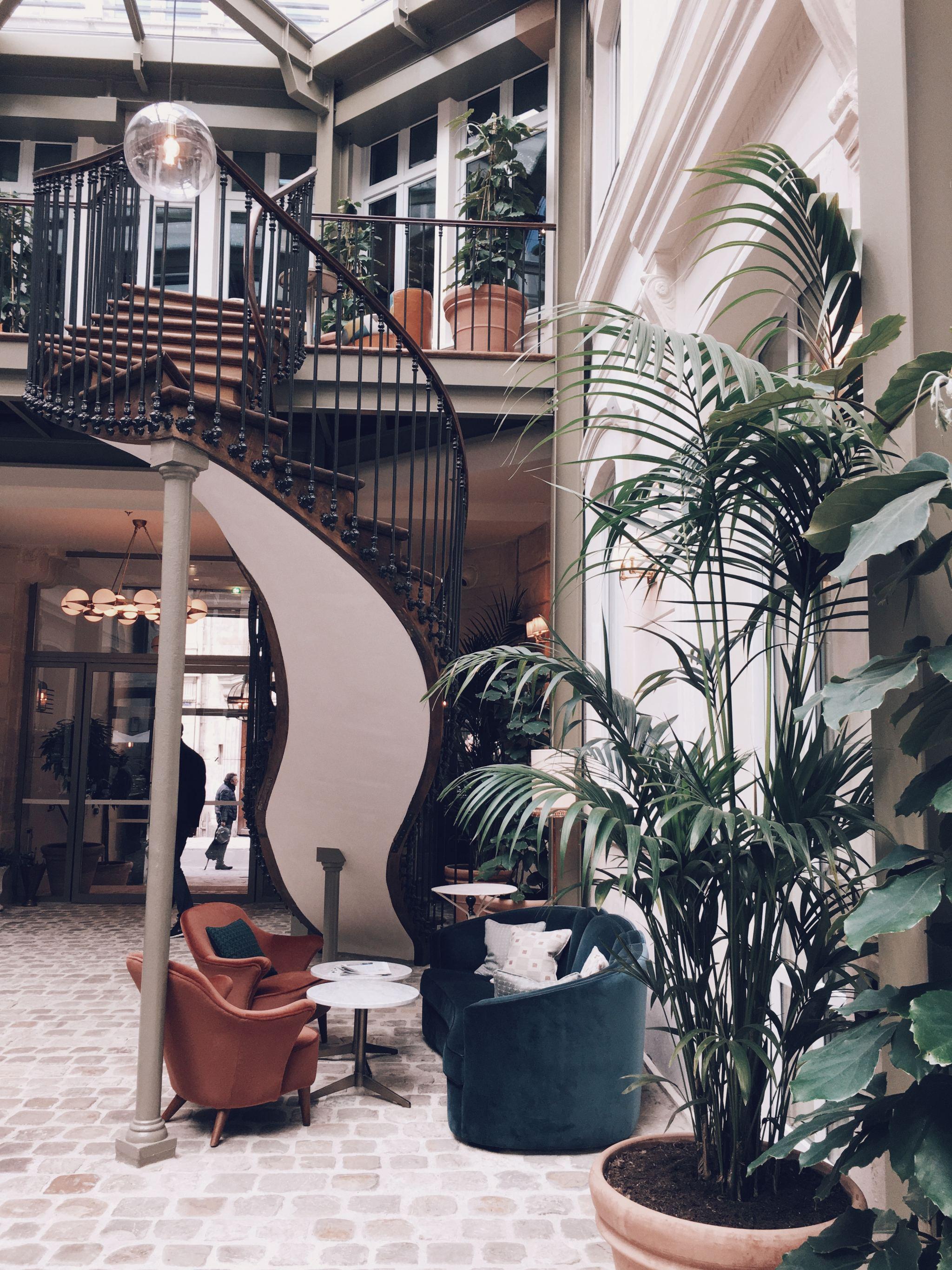 COCOA CHELSEA paris wallis hoxton hotel goals