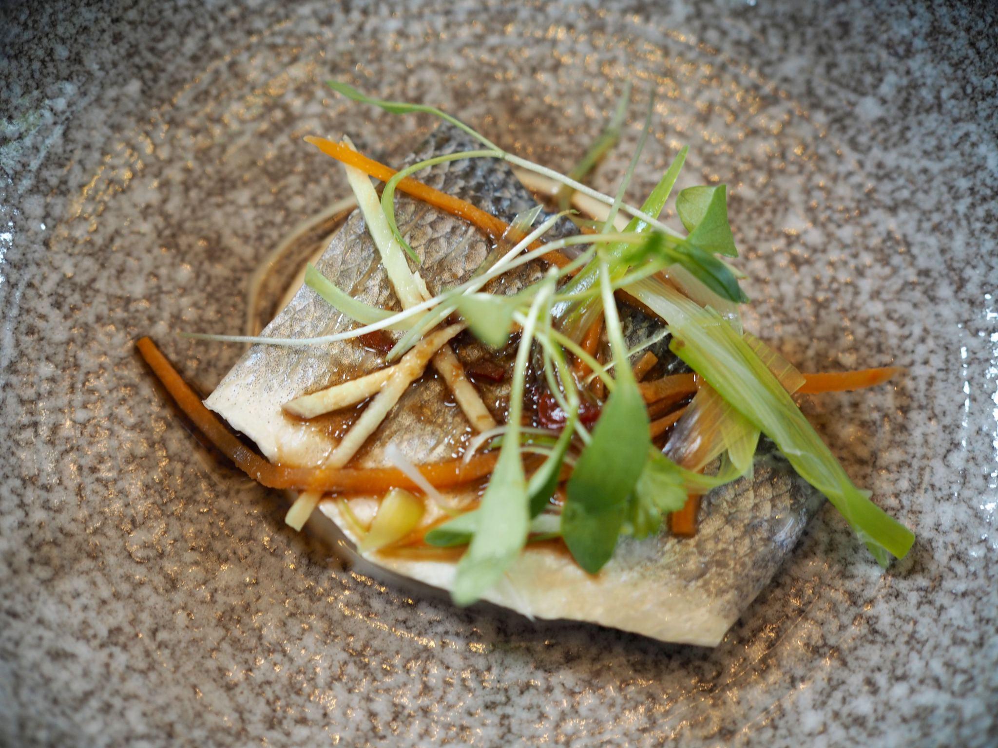 Chelsea Iceland School of fish cooking school neil nugent sea bream