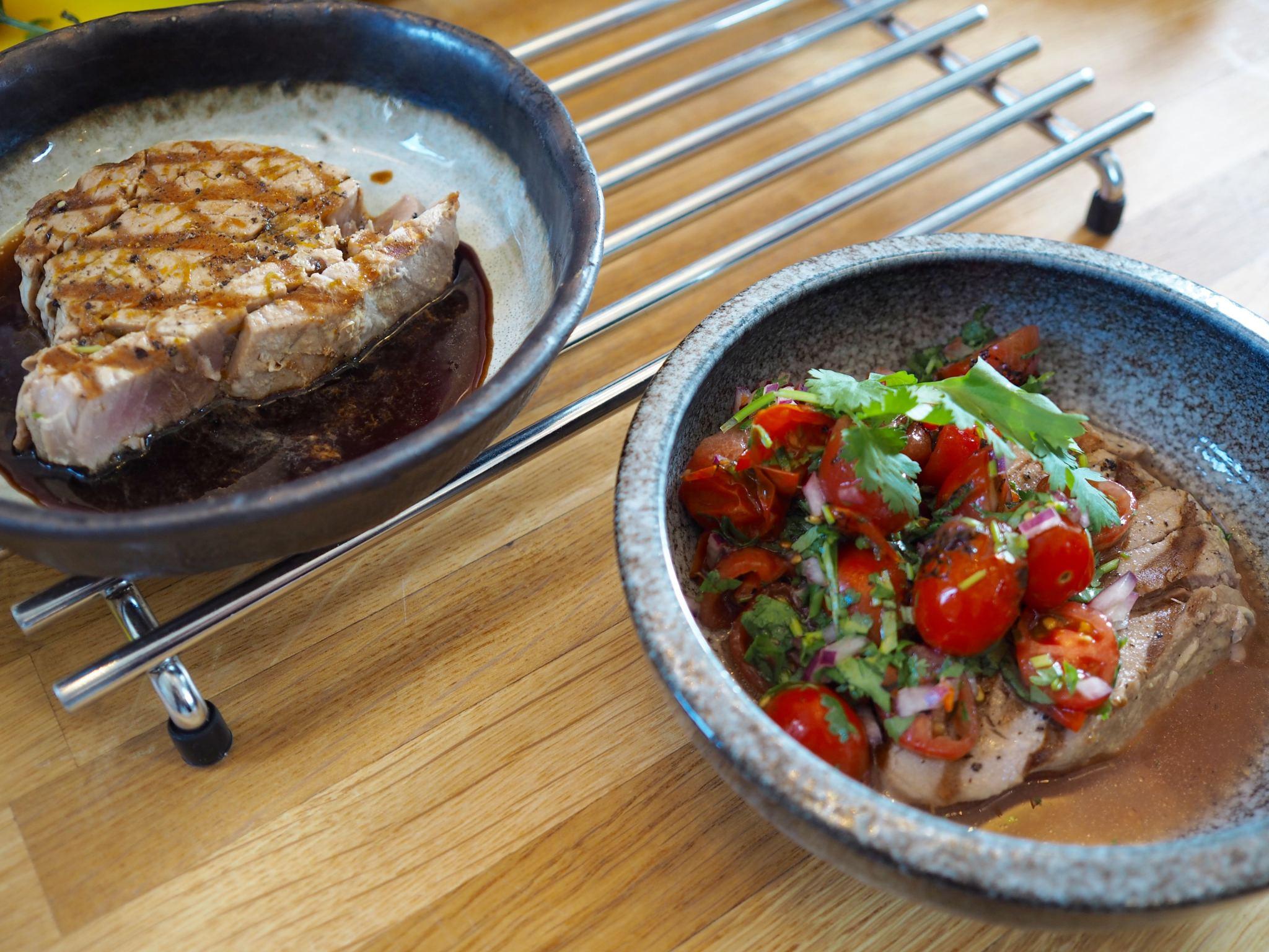 Cocoa Chelsea Iceland School of fish 27