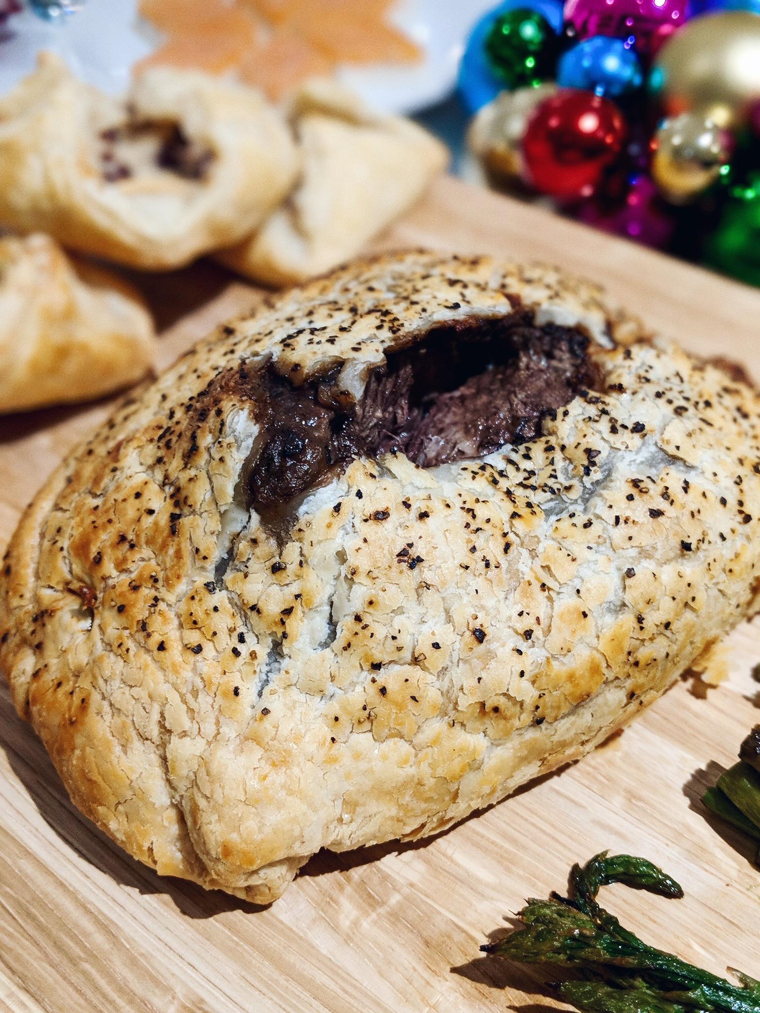 iceland luxury food christmas cocoa chelsea beef wellington