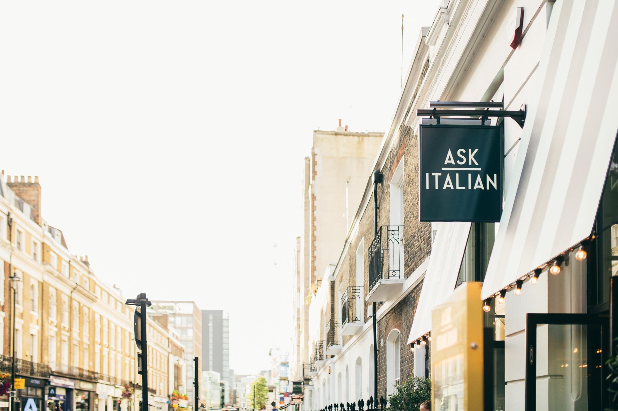ASK Italian Cocoa Chelsea Aperitivo