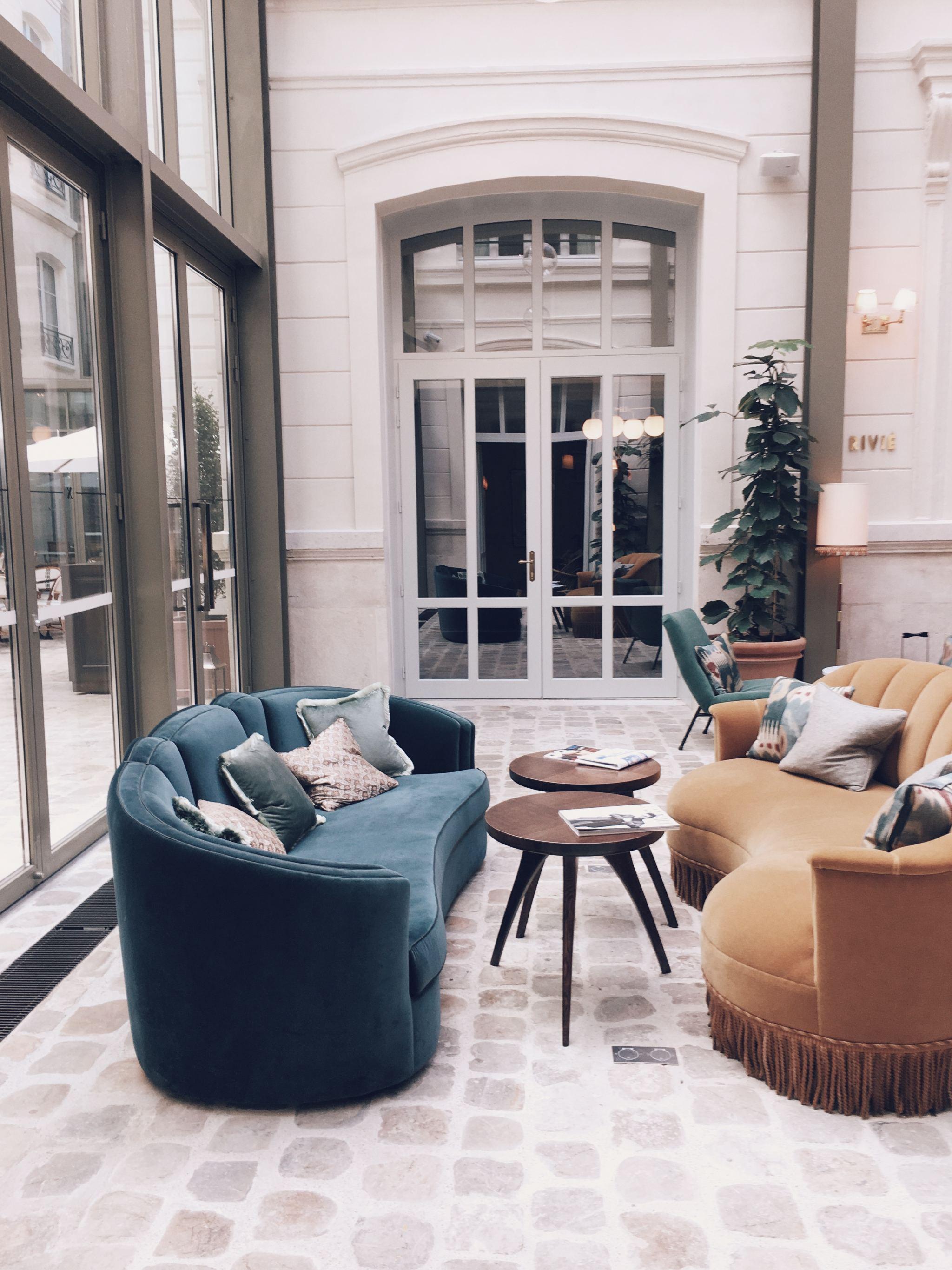 COCOA CHELSEA paris wallis interior goals hoxton hotel