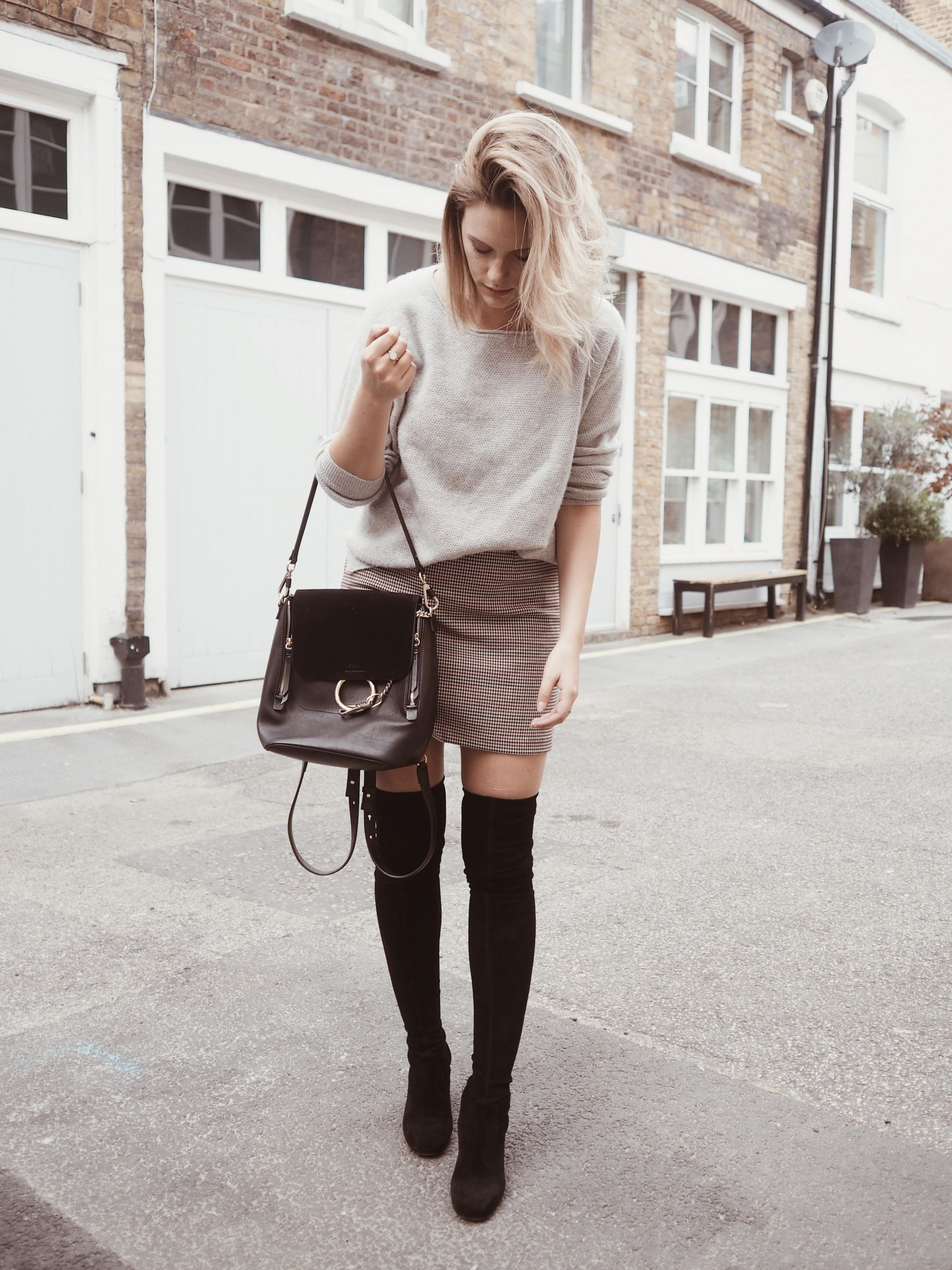 cocoa chelsea happiness over the knee boots