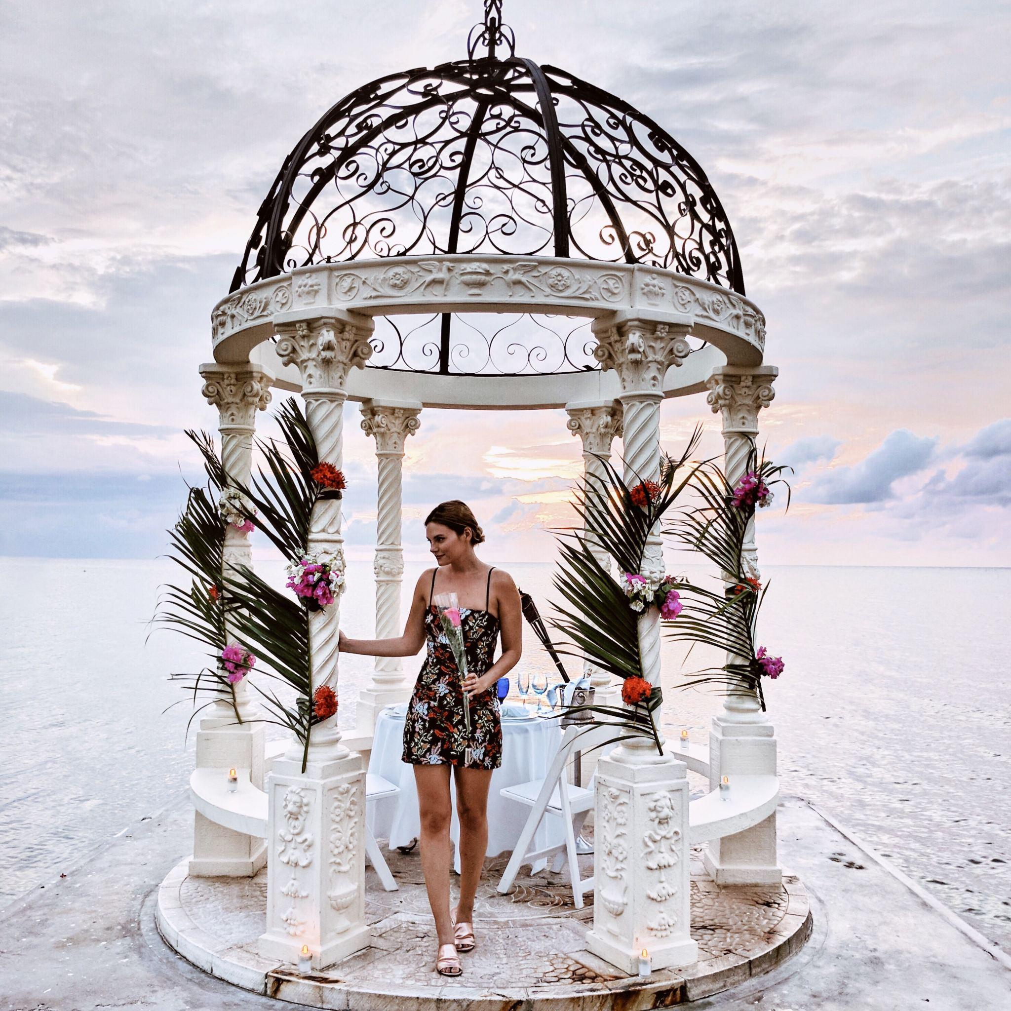 sandals resort montego bay jesschamilton candlelight dinner