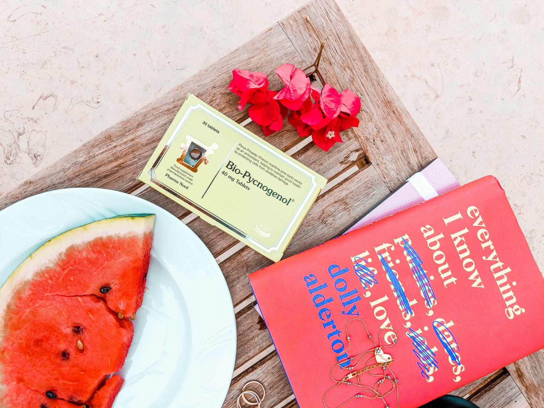 cocoa chelsea jesschamilton travel swimwear health travel watermelon