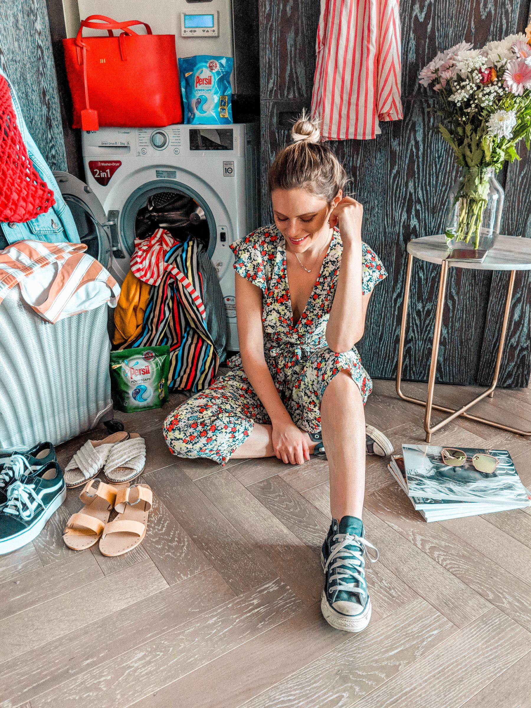 persil cocoachelsea cocoa chelsea jesschamilton washing travel blogger behind the scenes instagram