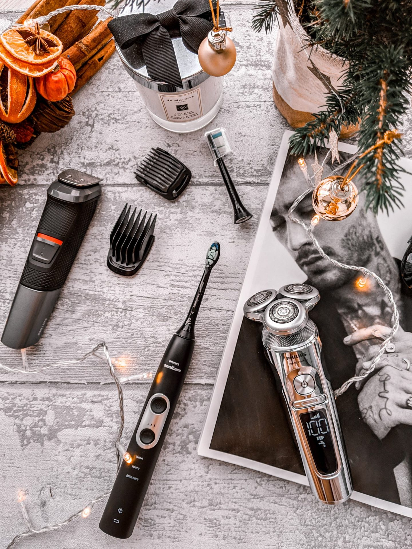 cocoa chelsea Philips beauty gift guide his hers electrical toothbrush ipl razor