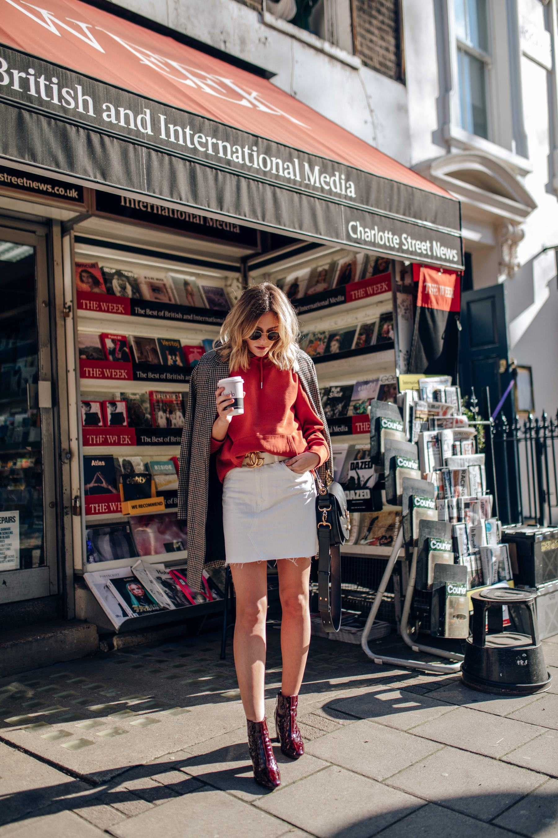 style fashion london street style topshop asos jesschamilton cocoachelsea outfit inspiration