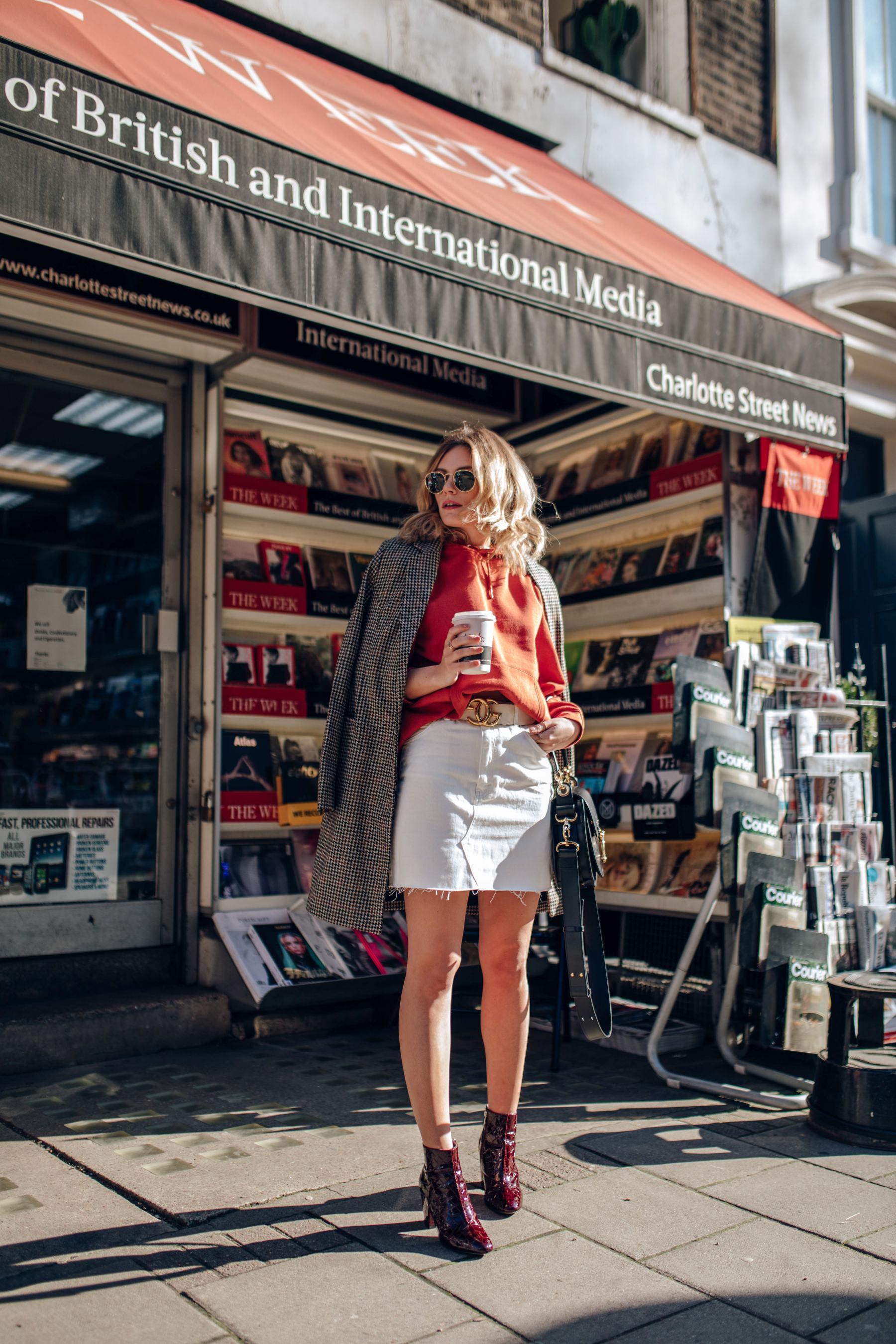 style fashion london street style topshop asos jesschamilton cocoachelsea outfit inspiration